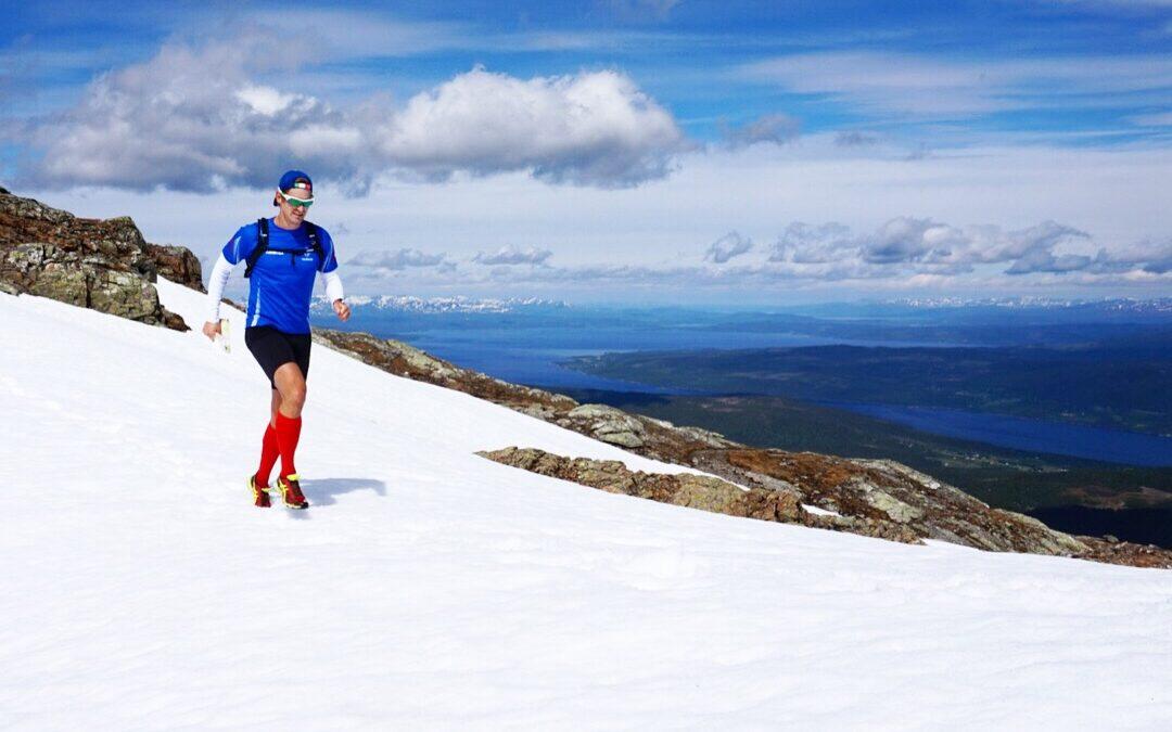 Löpning i Åre